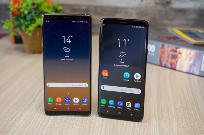 Samsung may merge the Galaxy S and Note lines sets modest Note 9 sales goal