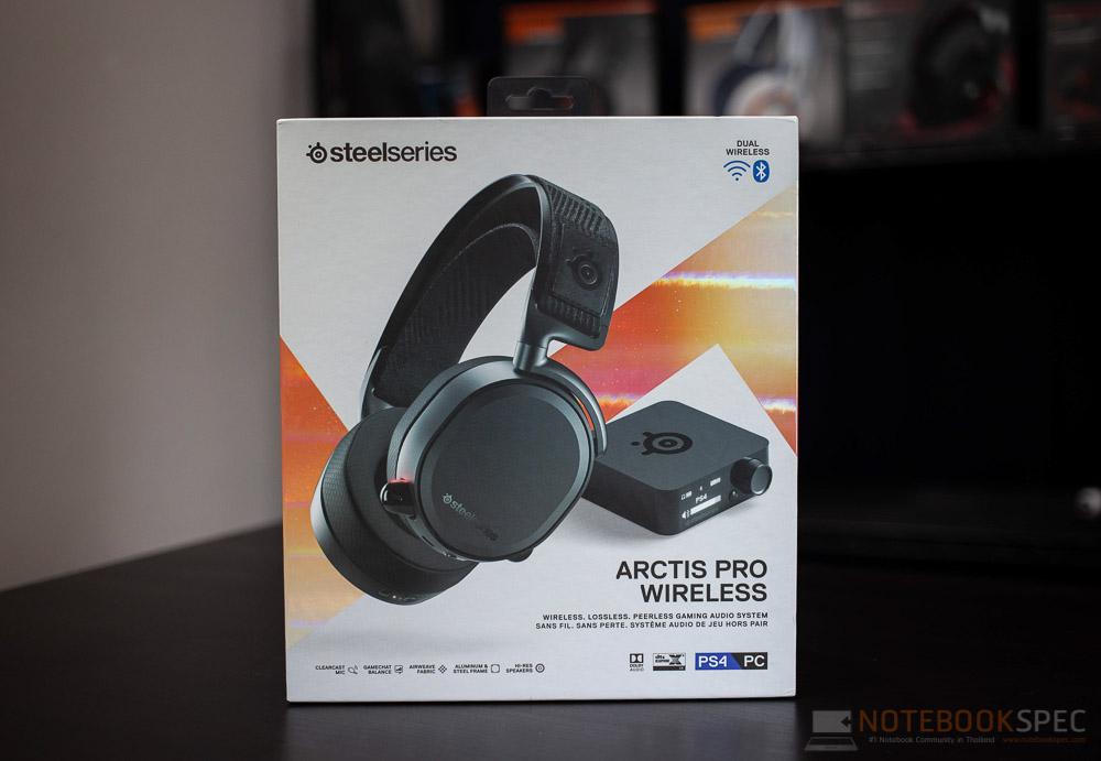 SteelSeries Arctis Wireless Pro 2 19