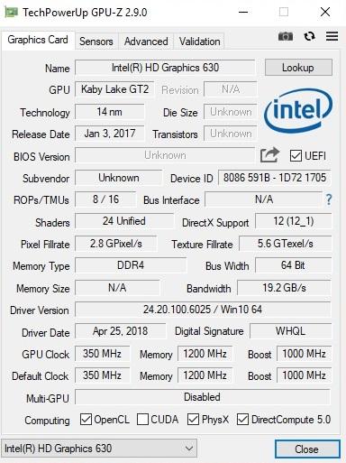Xiaomi Mi Gaming spec 600 04