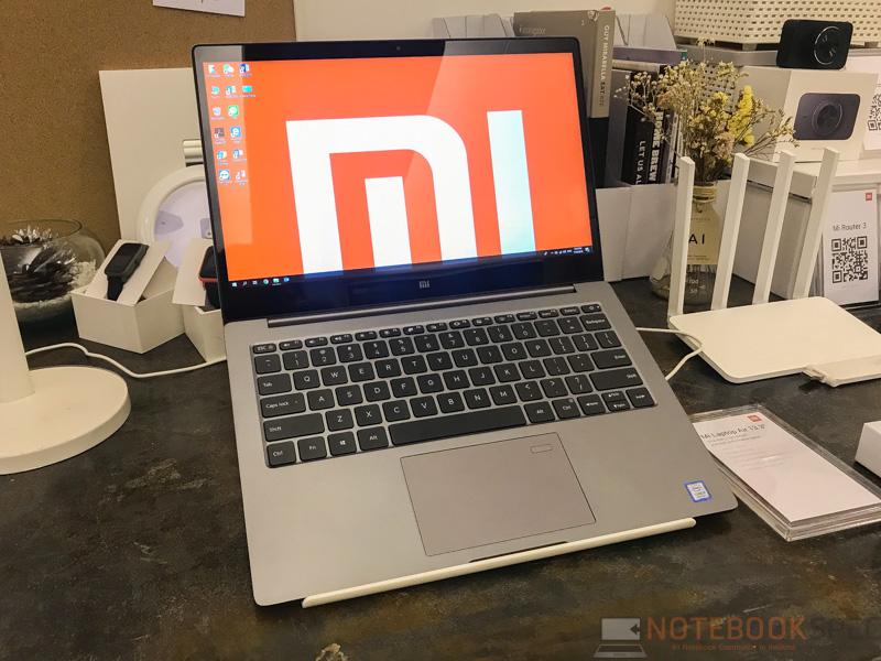 Xiaomi Mi Laptop Air 13.3 Preview 1