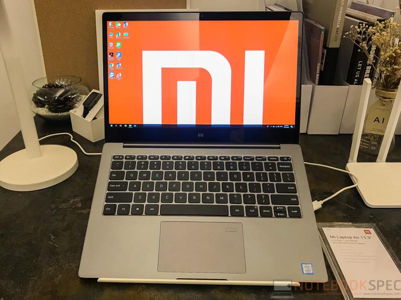 Xiaomi Mi Laptop Air 13.3 Preview 3