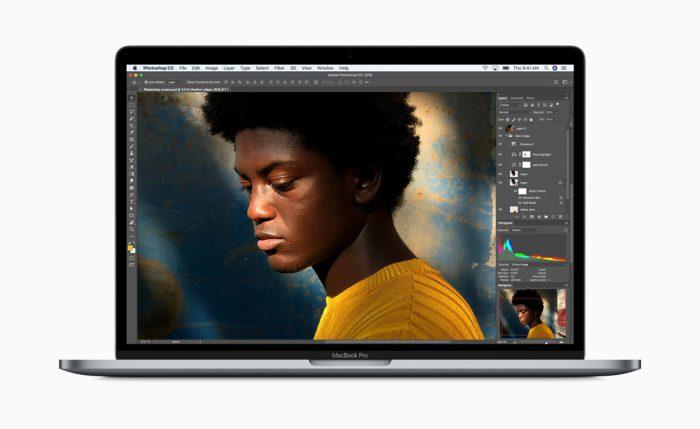 apple macbook pro update true tone technology 07122018