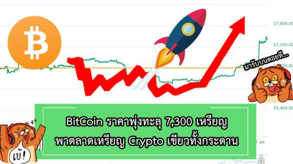 cover bitcoin 7300