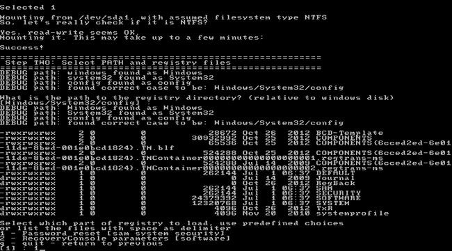 step4 load registry