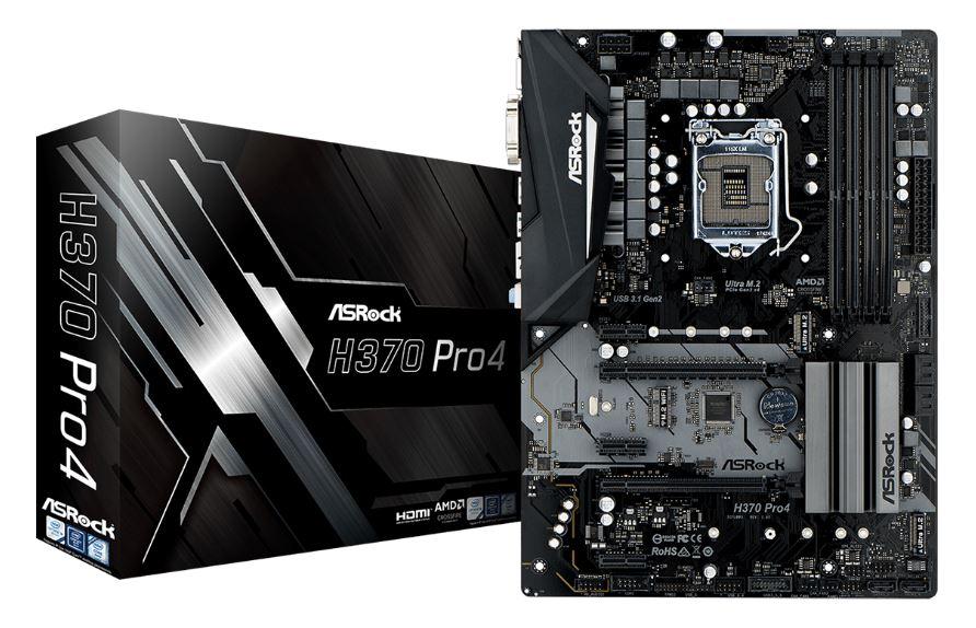 ASRock H370 Pro4 2