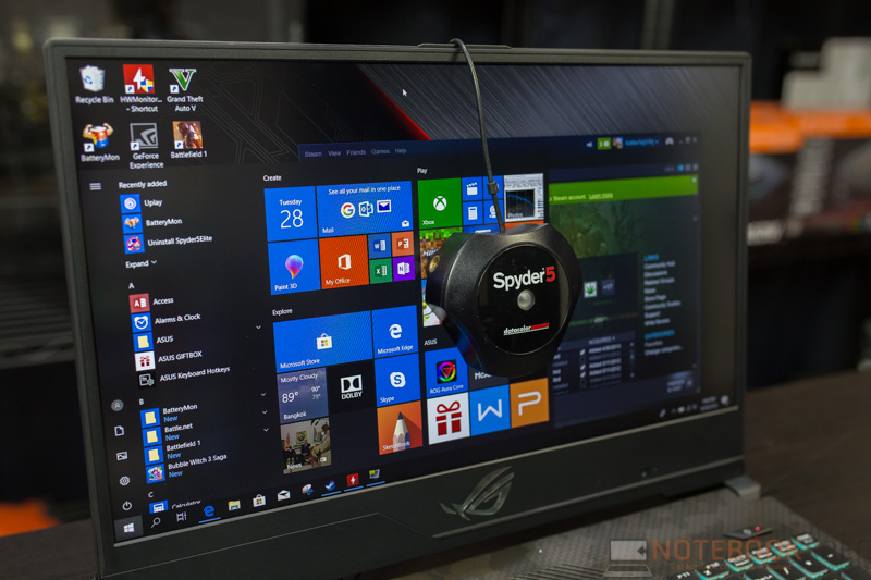 ASUS ROG Strix Scar II Review 21