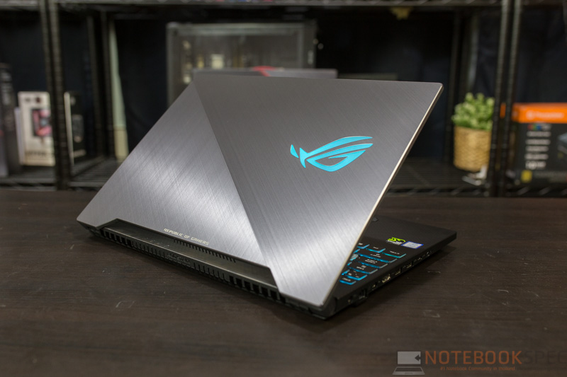 ASUS ROG Strix Scar II Review 34