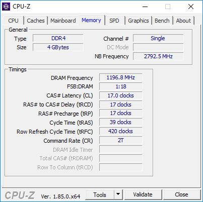 ASUS X510U cpu2