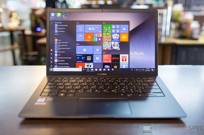 ASUS ZenBook UX391 Review 14