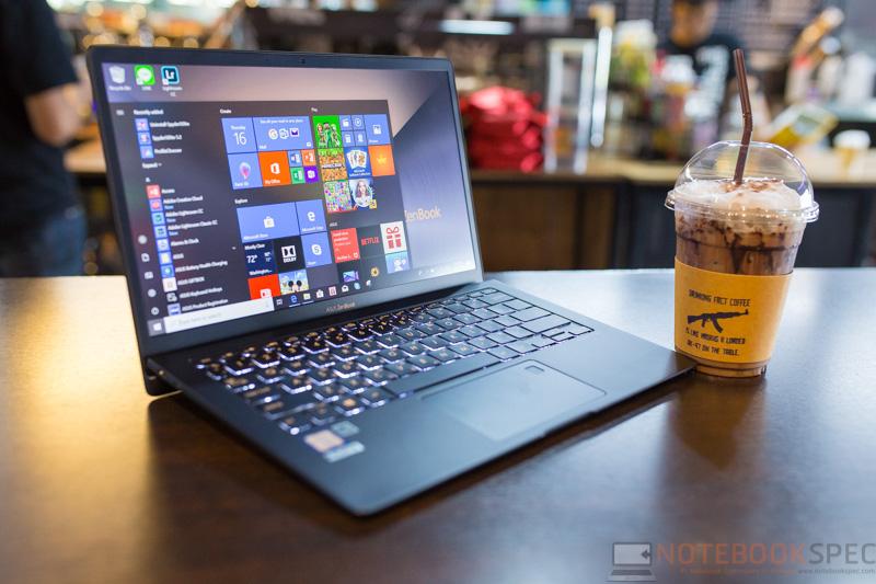 ASUS ZenBook UX391 Review 9