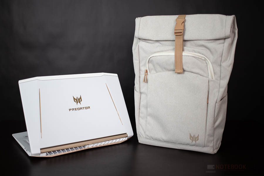 Acer Predator Helios 300 White Editon 45