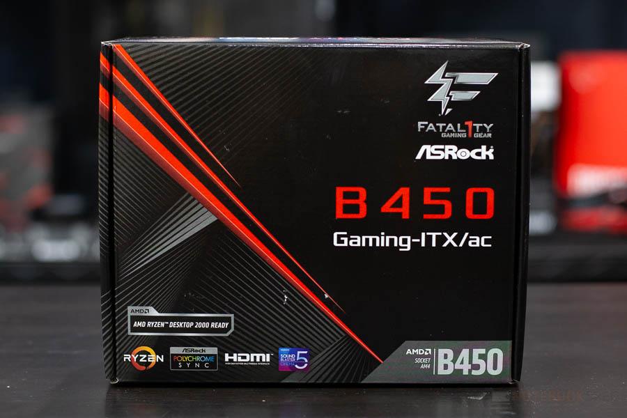 B450 Gaming ITX 1