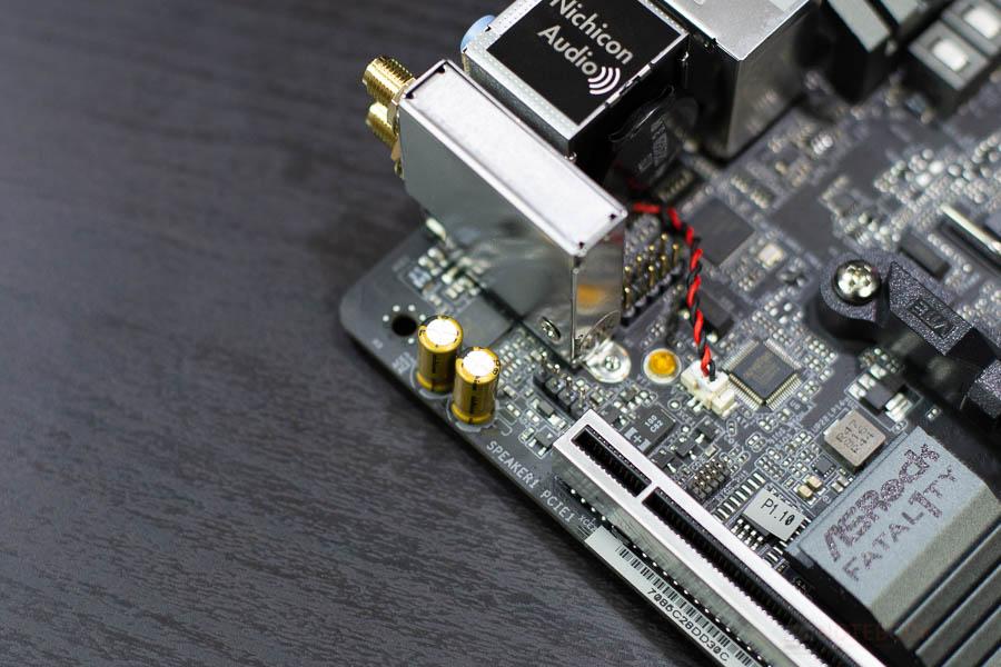 B450 Gaming ITX 16