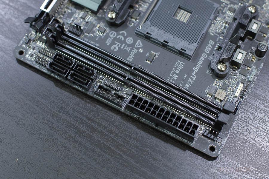 B450 Gaming ITX 8