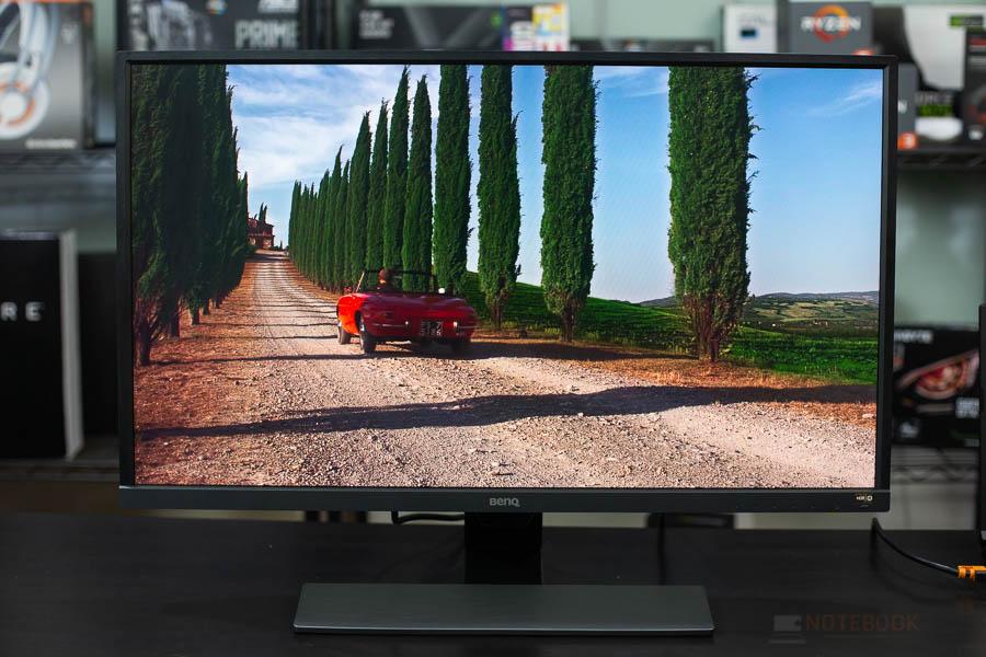 Review - BenQ EW3270U จอคอม 32 นิ้ว 4K HDR ถนอมสายตา ดูหนัง ทำงานสบาย