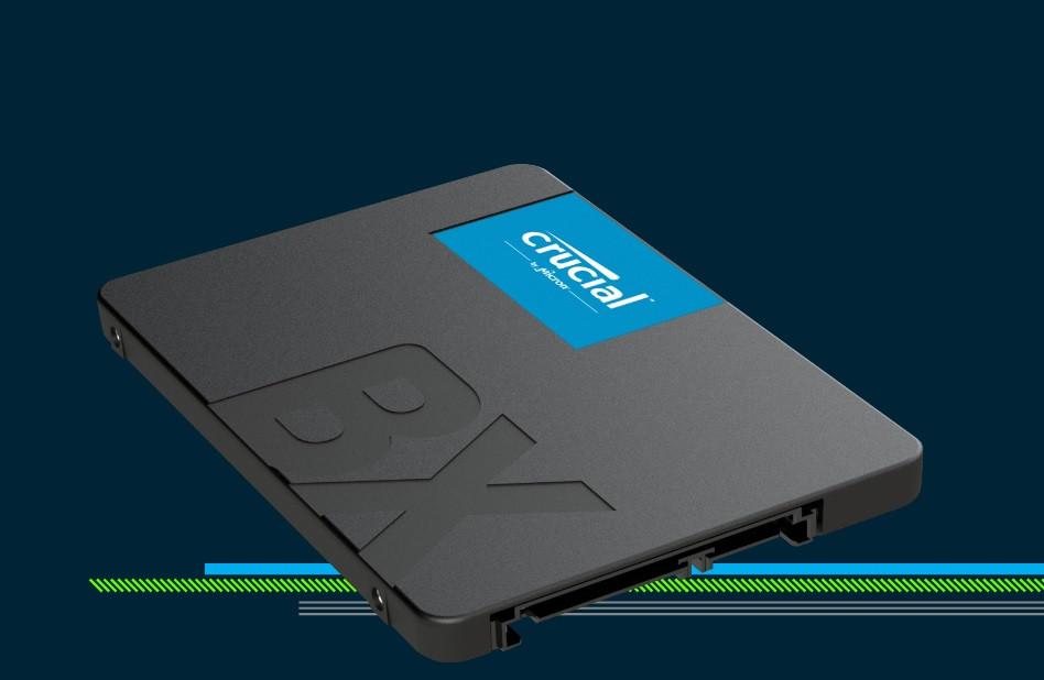 Crucial BX SSD 1