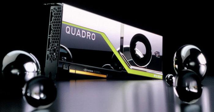 GDDR6 nVIDIA Quadro