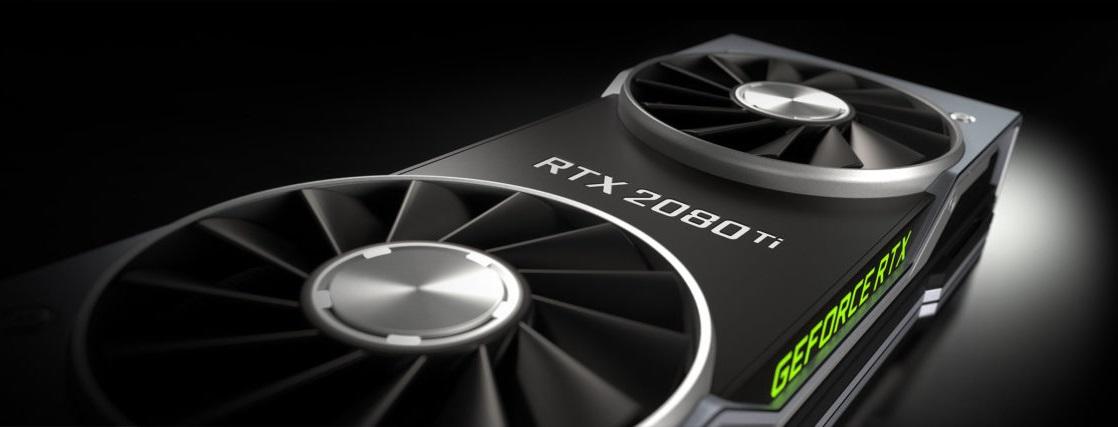 GeForce RTX 2080 Ti hero