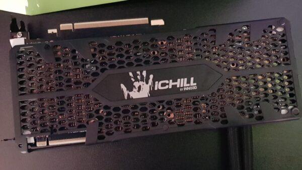 Inno3D iChill rtx2080 ti 1