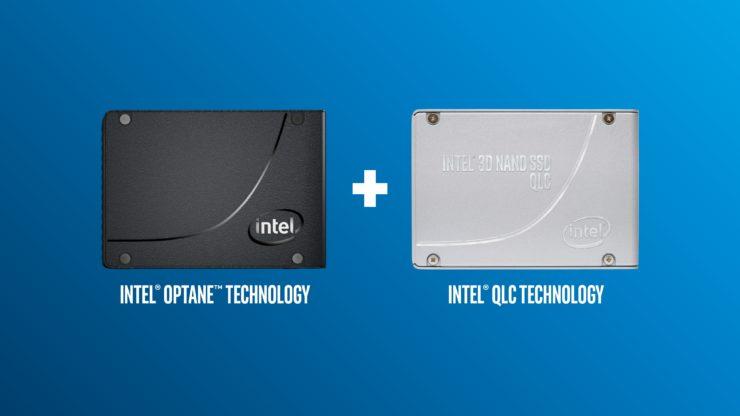 Intel Optane QLC with plus
