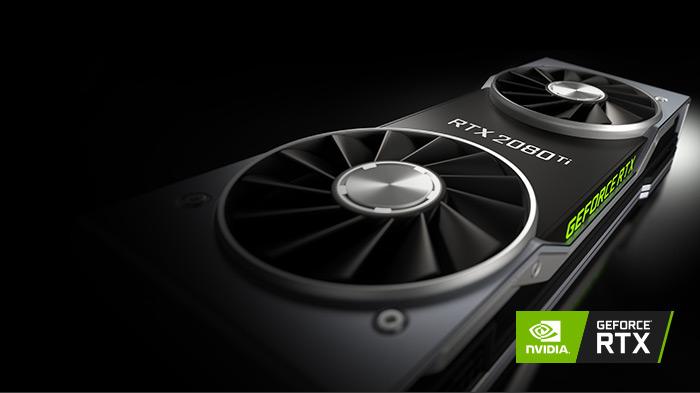 NVIDIA GeForce RTX 2080 Ti Graphics Card