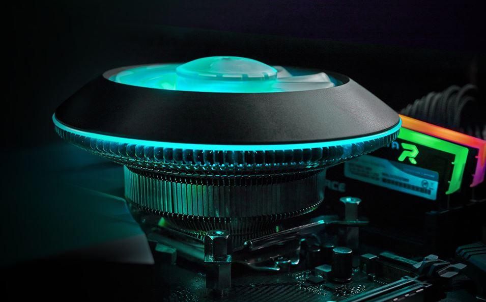 RGB spec cooler