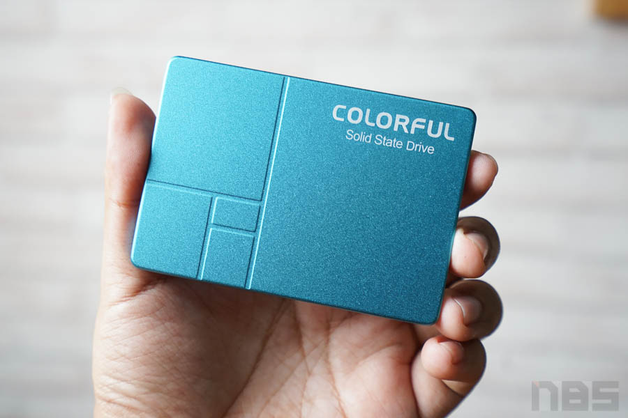 SSD Colorful 11