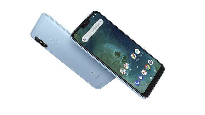 Xiaomi MI A2 with android one 600 02