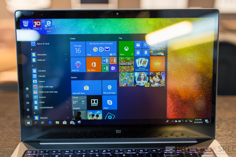 Xiaomi Mi Laptop Air 13.3 Review 42