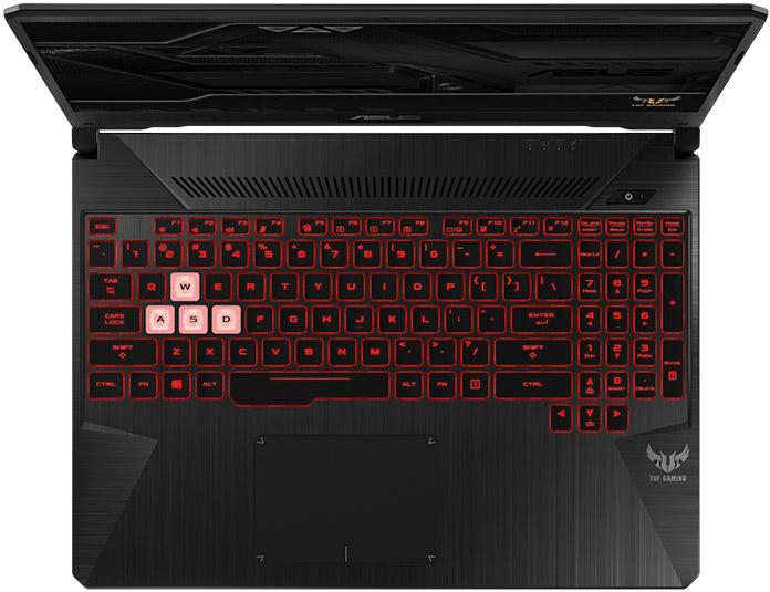 fx505 keyboard