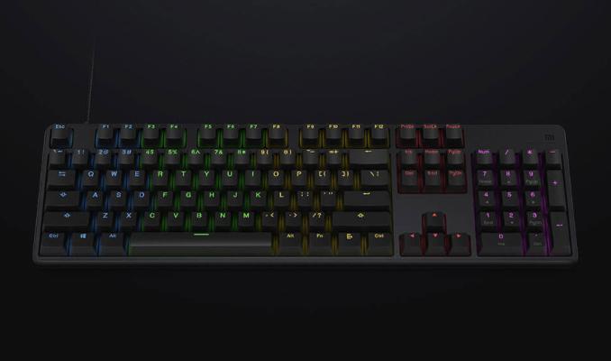xiaomi keyboard 678