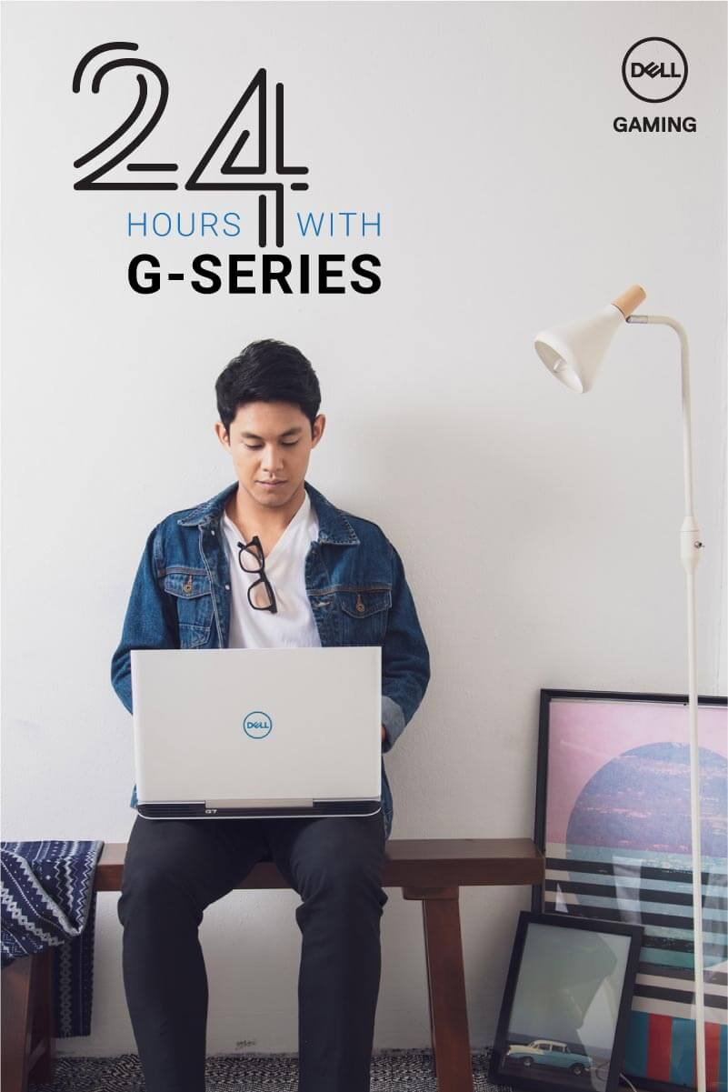 24Hours With G Series 01