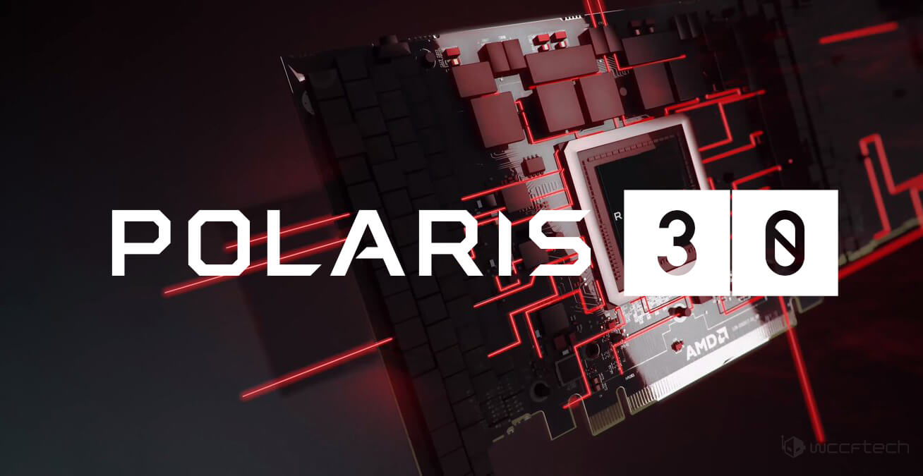 AMD Polaris 30 Refresh 12nm