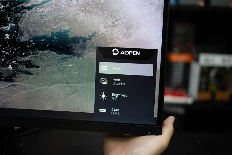 Aopen Monitor 22