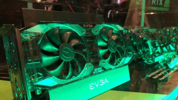 EVGA GeForce RTX 2080 Ti XC Ultra 740x555