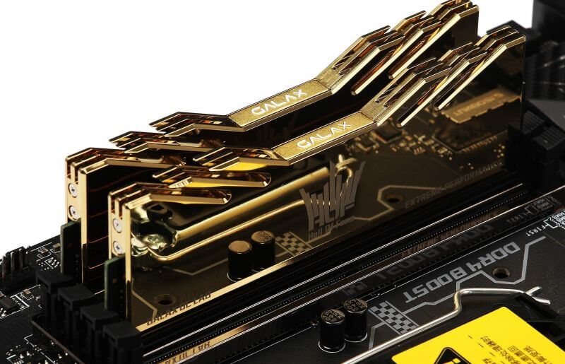 GALAX DDR4 OC Lab Limited Edition 1