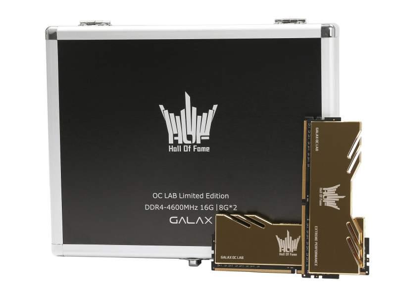 GALAX DDR4 OC Lab Limited Edition 2