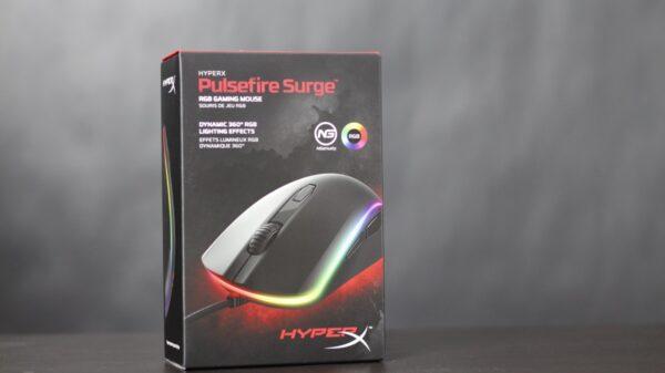 HyperX Pulsefire Surge RGB 1
