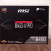 MSI B450 A PRO 1