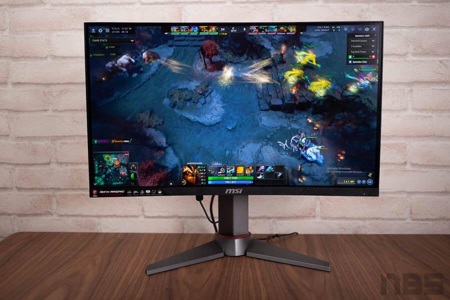 MSI Optix MAG24C curved gaming monitor 17