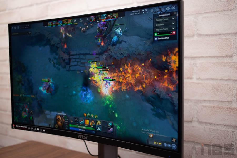 MSI Optix MAG24C curved gaming monitor 23