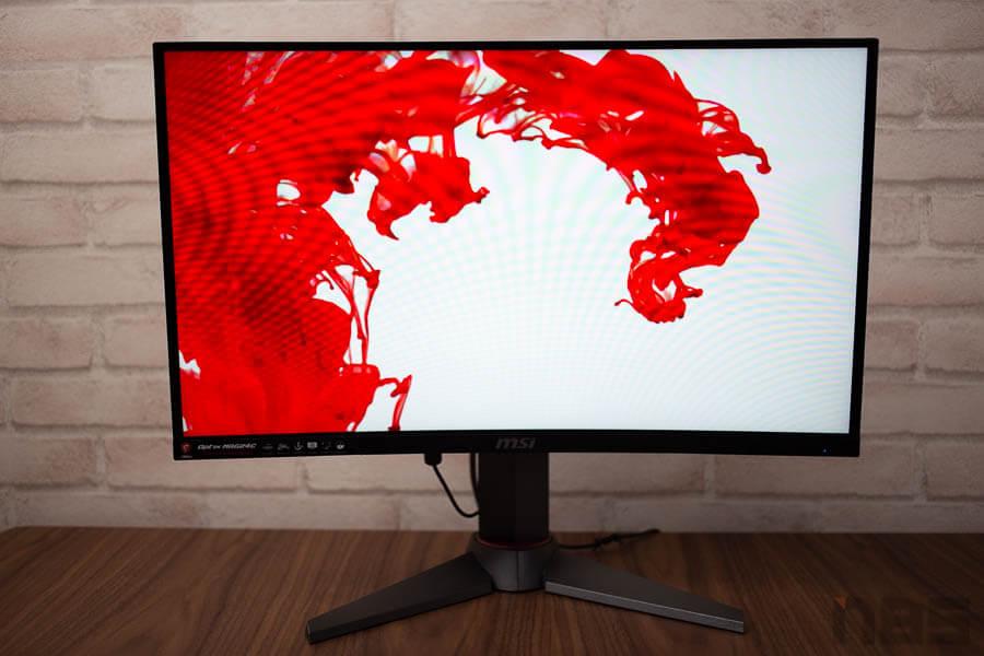 MSI Optix MAG24C curved gaming monitor 30