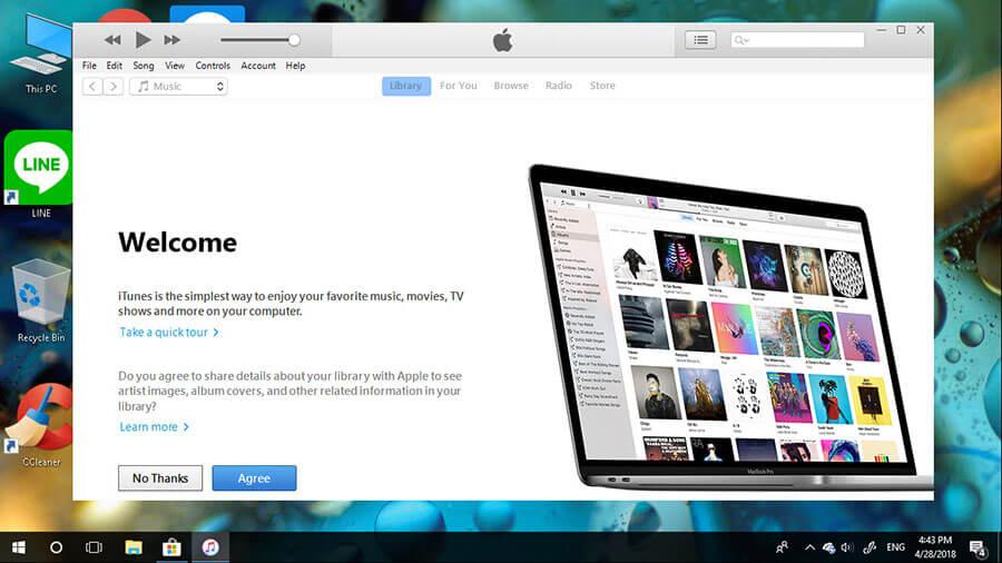 iTunes Microsoft Store 4