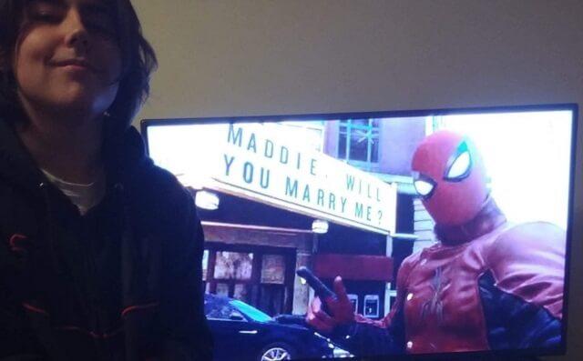spiderman proposal 1