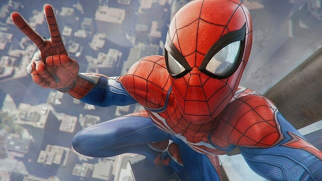 spiderman selling