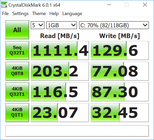 surface go ssd
