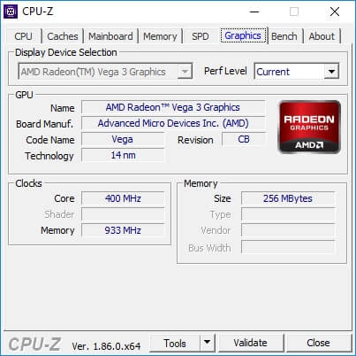 AMD Athlon 200GE 3