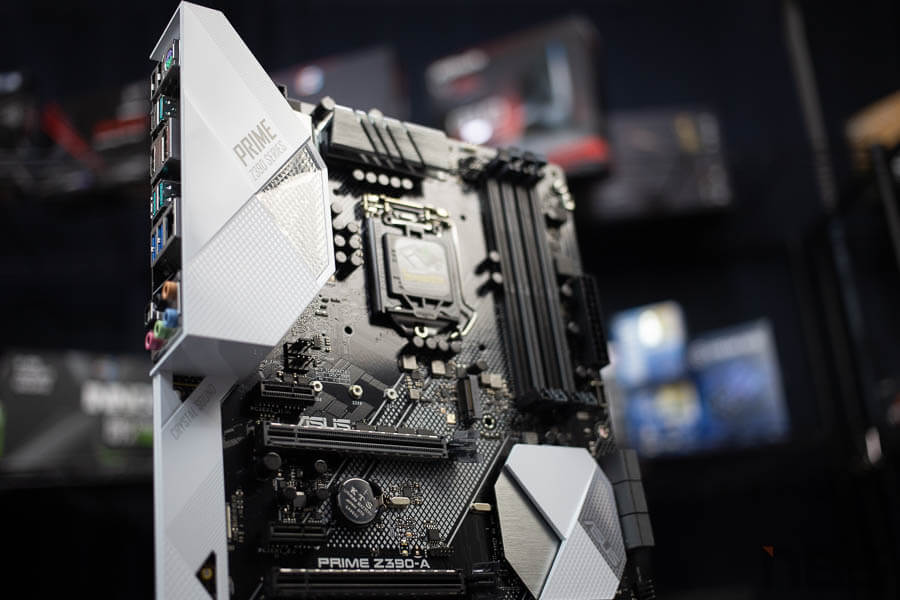 ASUS Prime Z390 A Motherboard 19