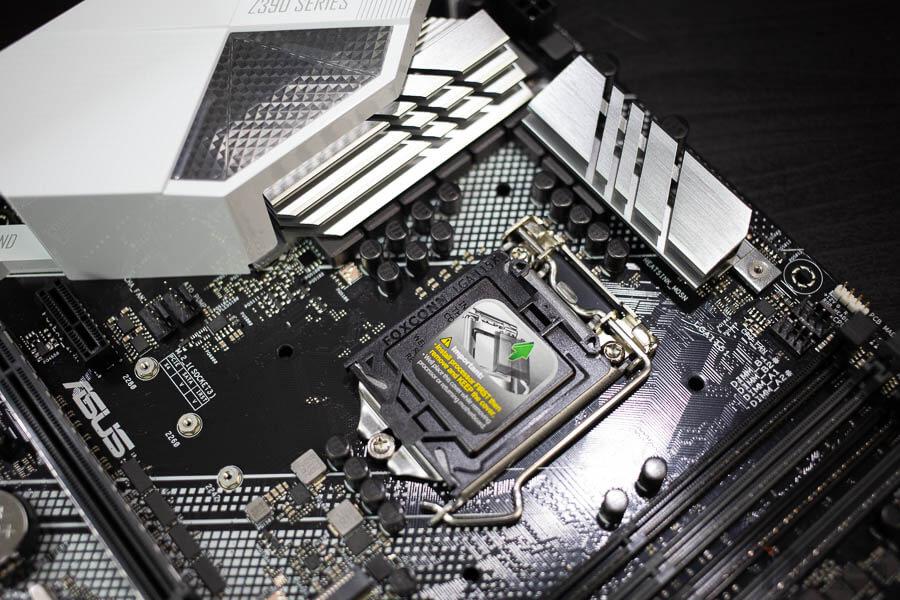 ASUS Prime Z390 A Motherboard 21