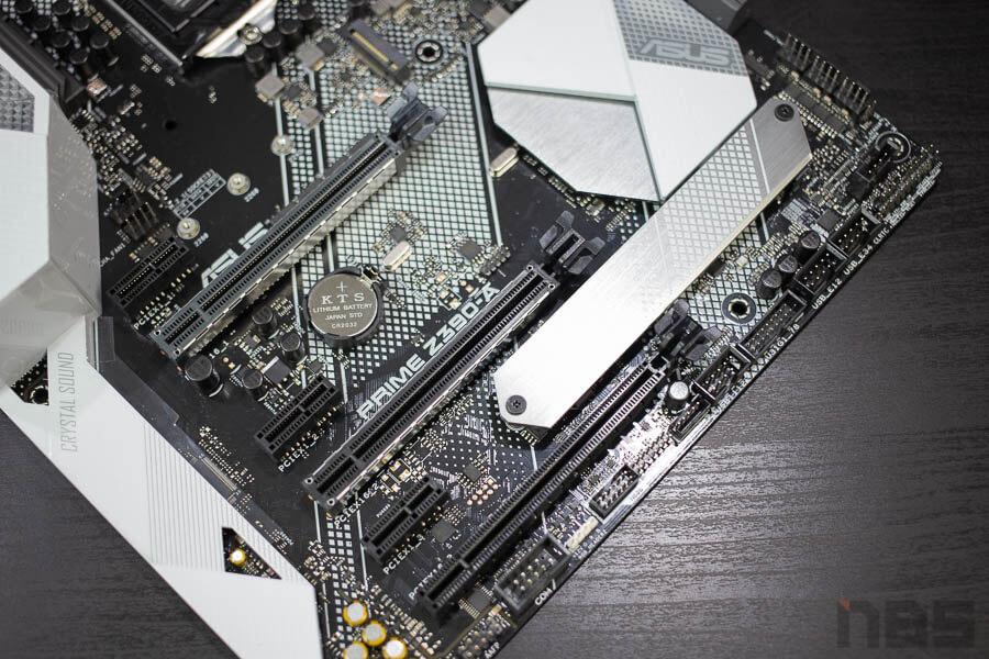 ASUS Prime Z390 A Motherboard 5 1